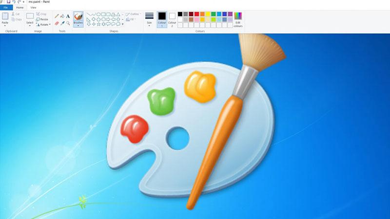 ปรับแก้รูปง่ายๆด้วยโปรแกรม Paint