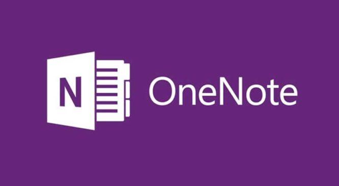 โปรแกรม Microsoft OneNote คือ