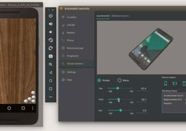 แนะนำโปรแกรม Android Studio's Emulator