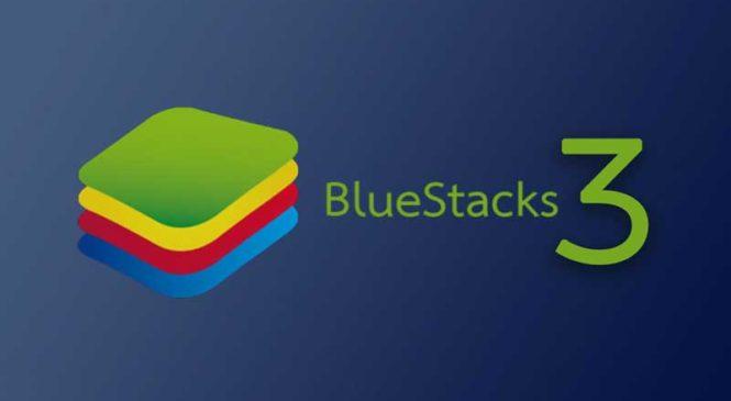 Review การใช้งานโปรแกรม Bluestacks 3