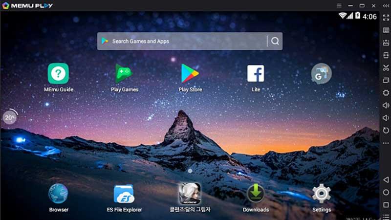 รีวิวโปรแกรม MEmu ใช้สำหรับเล่นเกมบน Android